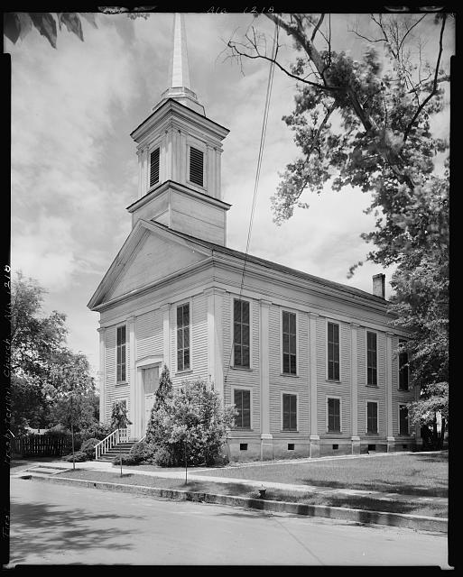 Presbyterian Church, Eutaw, Greene County, Alabama