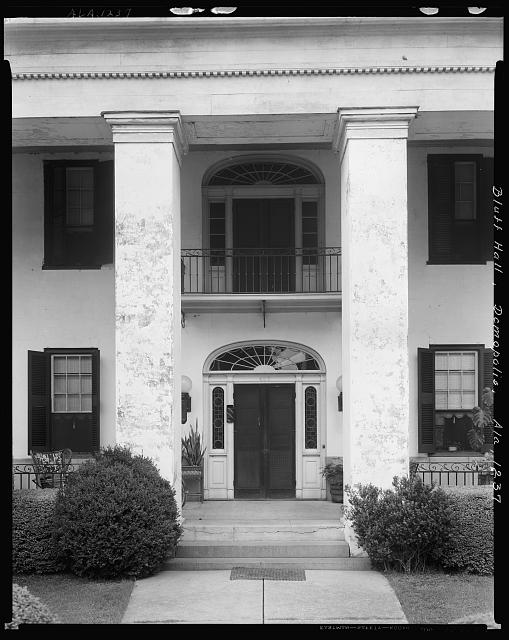 Bluff Hall, Demopolis, Marengo County, Alabama