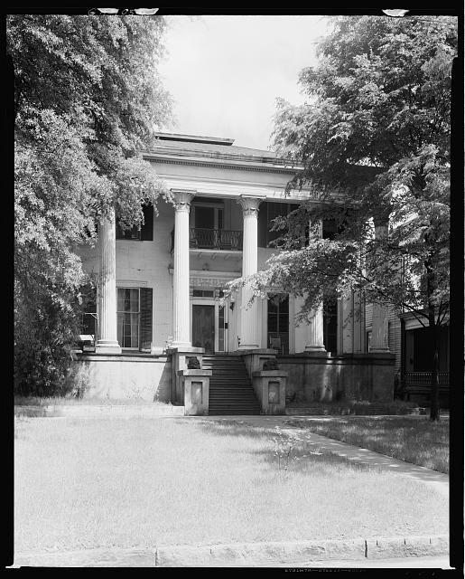 Hoxey-Cargill-DeLauney House, 13th & 3rd Ave., Columbus, Muscogee County, Georgia