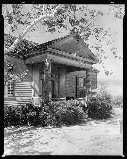 Kidd-Robinson House, La Grange, Troup County, Georgia