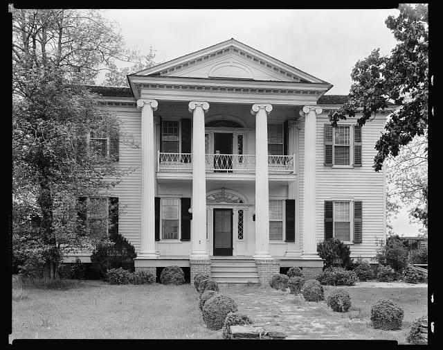 Arthur Mallory House, La Grange, Troup County, Georgia