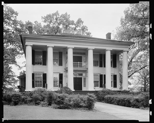 Dodd House, Vernon St., La Grange, Troup County, Georgia