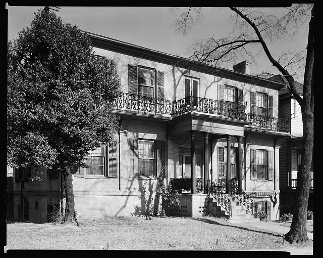 Poe House, Macon, Bibb County, Georgia