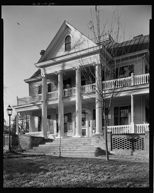 House, Milledgeville, Baldwin County, Georgia
