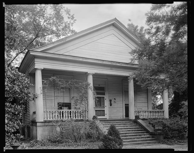 House, Madison, Morgan County, Georgia
