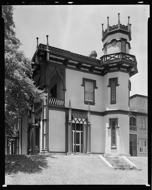 Afton Villa, St. Francisville vic., W. Feliciana Parish, Louisiana