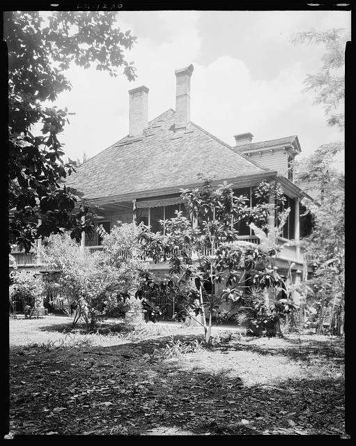 Elmwood Plantation, Harahan, Jefferson Parish, Louisiana
