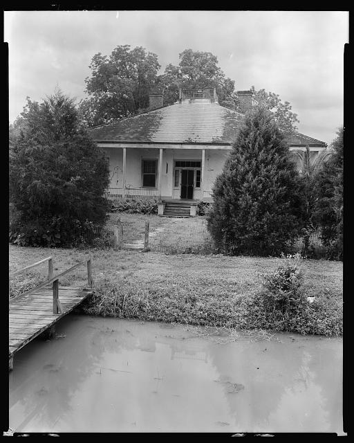 Small house, Chalmette vic., St. Bernard Parish, Louisiana