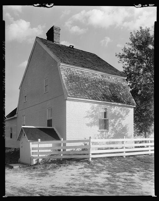 Saulsbury House, Talbot County, Maryland