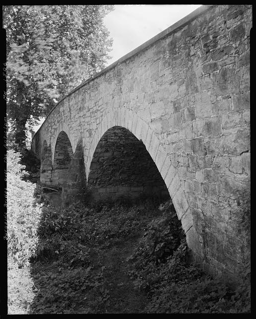 Burnside's Bridge over the Antietem, Washington County, Maryland