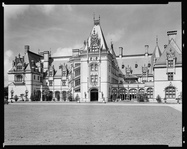 Biltmore, Asheville, Buncombe County, North Carolina