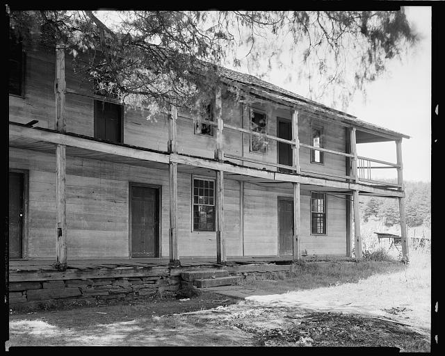 Rutherford House, Burke County, North Carolina