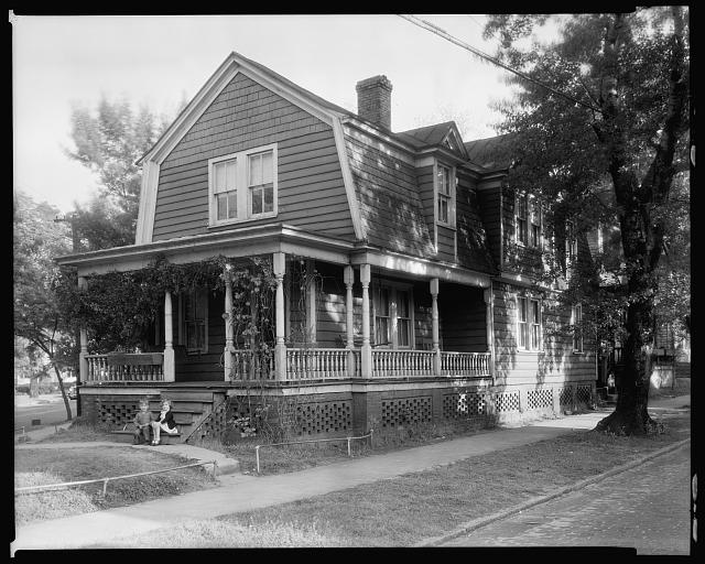 Harriet Marks House, New Bern, Craven County, North Carolina
