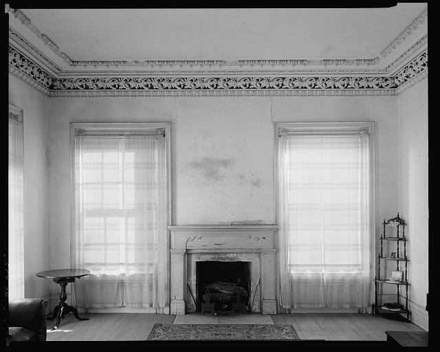 Old Hill House, Buck Hill, Duplin County, North Carolina