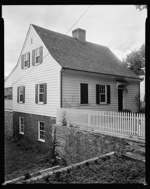 Fourth House, Winston-Salem, Forsyth County, North Carolina