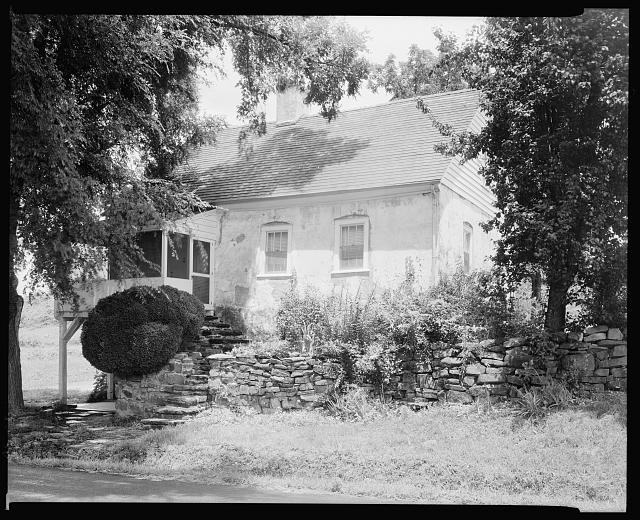 Brewer's House, Bethabara, Forsyth County, North Carolina