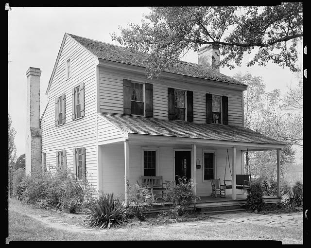 William Rankin House, Mt. Holly vic., Gaston County, North Carolina