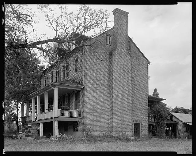 John Smith House, Gaston County, North Carolina