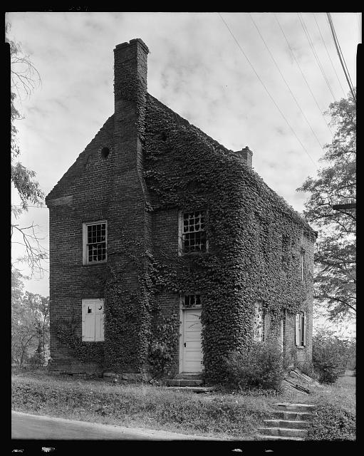 Jamestown house, Jamestown, Guilford County, North Carolina