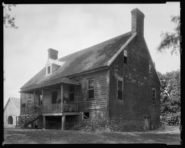 Blackbeard House, Elizabeth City, Pasquotank County, North Carolina