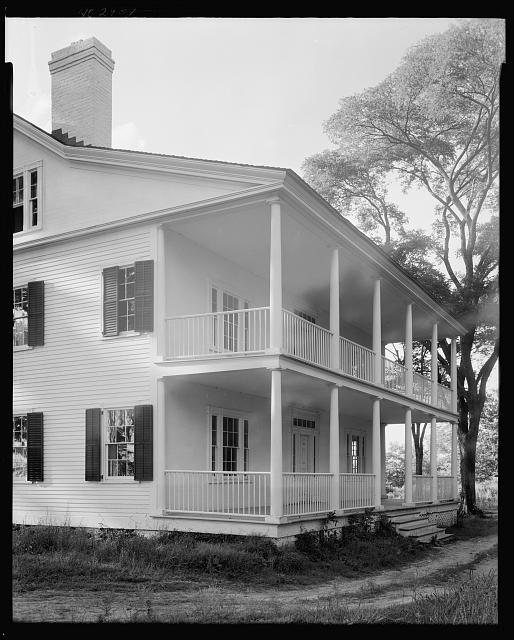 Collins Plantation, Lake Phelps, Tyrrell County, North Carolina