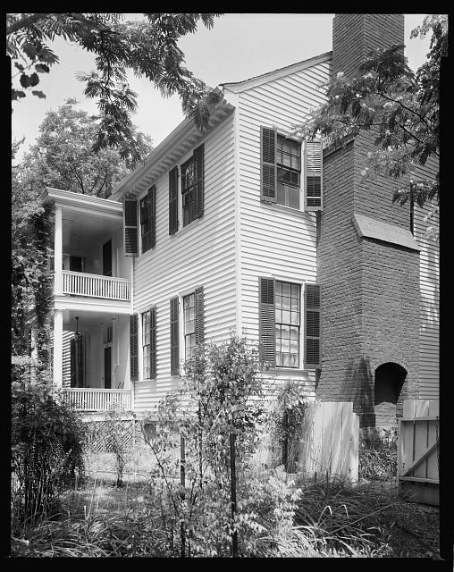 John Haywood House, Raleigh, Wake County, North Carolina