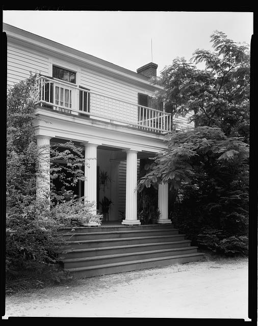 Miss M.H. Hinton House, Midway, Wake County, North Carolina