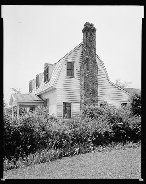 Joel Lane house, 728 W. Hargett St., Raleigh, Wake County, North Carolina