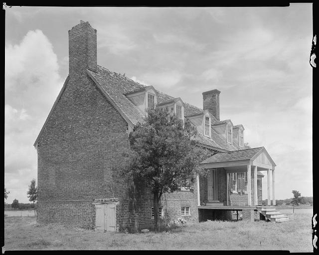 Hill Farm, Hunting Creek, Accomac County, Virginia