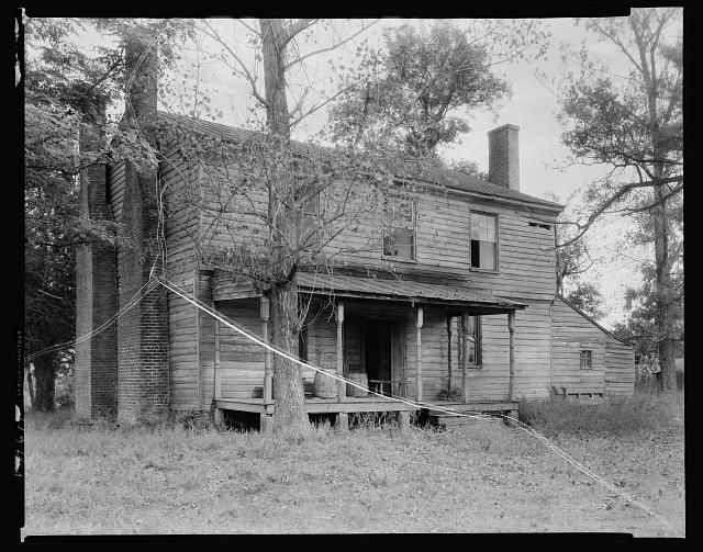 Frazier's Tavern, Chesterfield County, Virginia