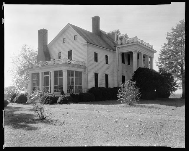 Green's Folly, Halifax County, Virginia