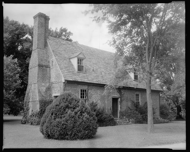 Adam Thoroughgood House, Norfolk vic., Princess Anne County, Virginia