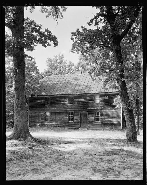 Providence, Early Church (Presbyterian), Goochland vic., Louisa County, Virginia