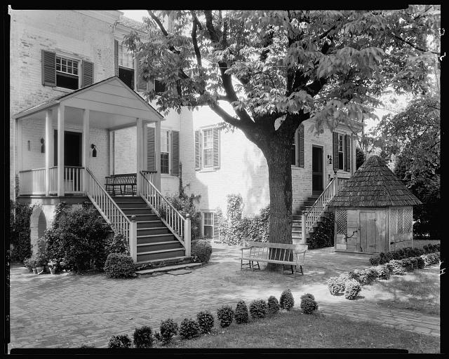 Reveille House, 4200 Cary Street, Richmond, Henrico County, Virginia