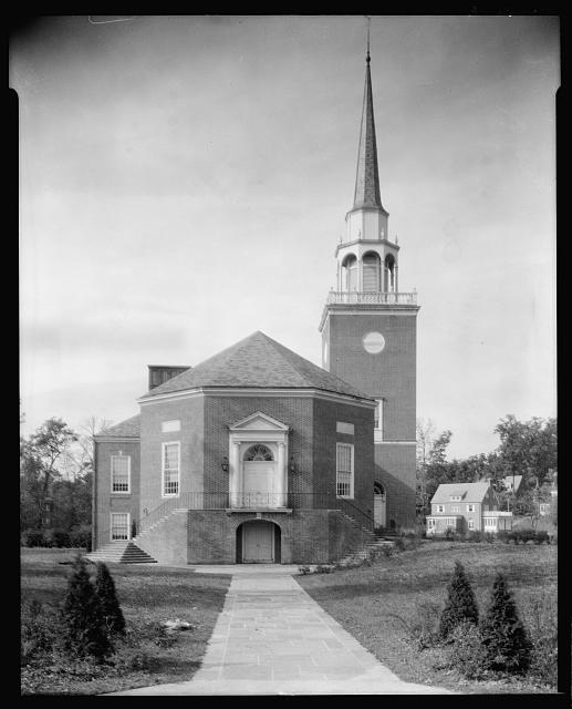 Second Presbyterian Church, 4200 St. Paul Street, Baltimore, Maryland