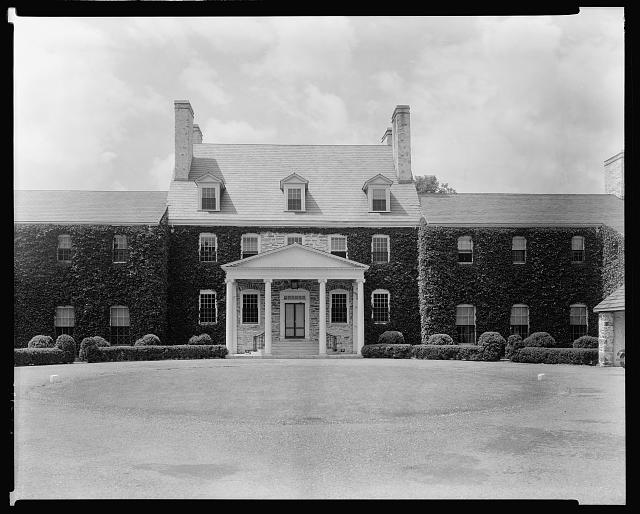 North Wales Club, Fauquier County, Virginia