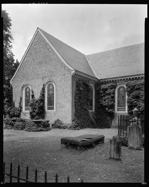 Blandford Church, Petersburg, Dinwiddie County, Virginia