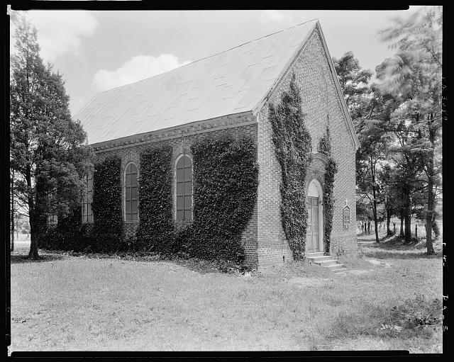 Vauter's Church, Loretto vic., Essex County, Virginia