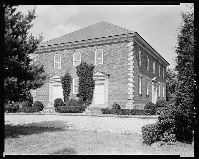 Pohick Church, Lorton vic., Fairfax County, Virginia