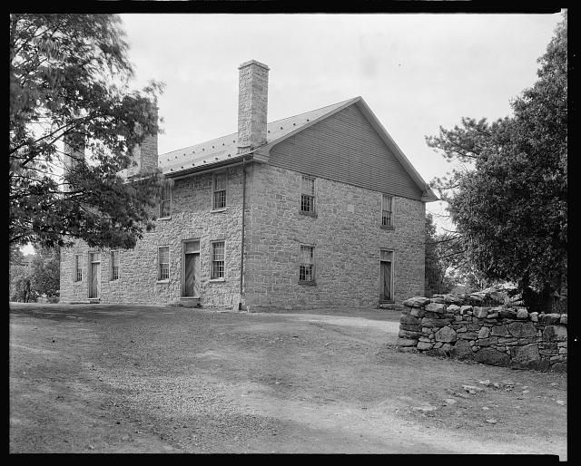 Quaker Meeting House, Winchester vic., Frederick County, Virginia