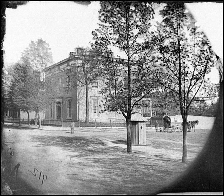 [Richmond, Va. Residence of Alexander H. Stephens, Vice President, C.S.A.]
