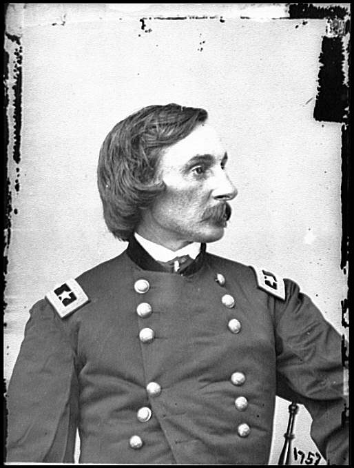 [Portrait of Maj. Gen. Gouverneur K. Warren, officer of the Federal Army]