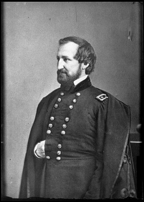 [Portrait of Maj. Gen. William S. Rosecrans, officer of the Federal Army]
