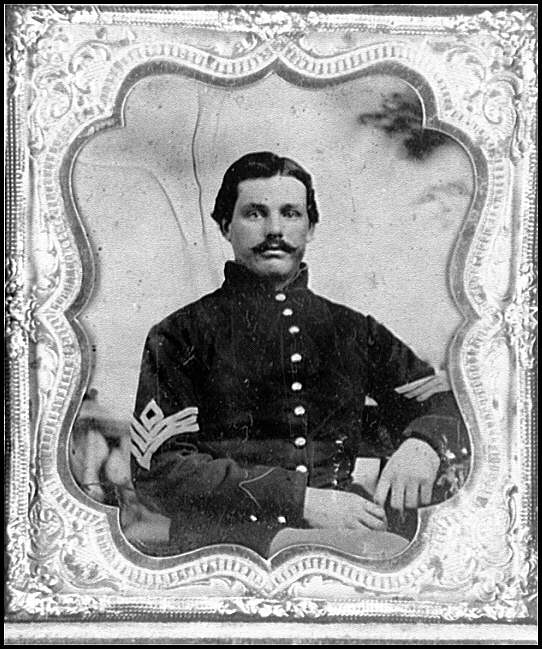 [Portrait of a sergeant, U.S.A.]