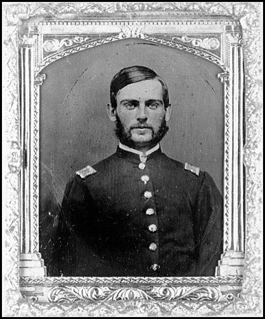 [Portrait of Thomas Chamberlin, Maine regiment]