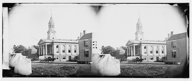 [Warrenton, Va. Courthouse]