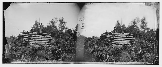 [Elk Mountain, Md.  Signal tower overlooking Antietam battlefield]