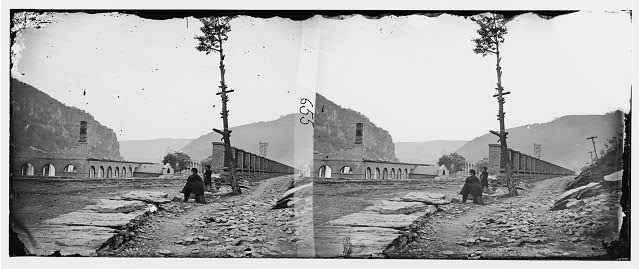 [Harper's Ferry, W. Va. Ruins of arsenal]