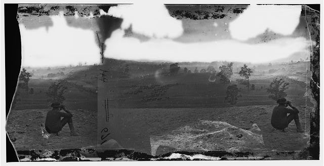 [Antietam, Md. Battlefield on the day of [i.e. after] the battle]