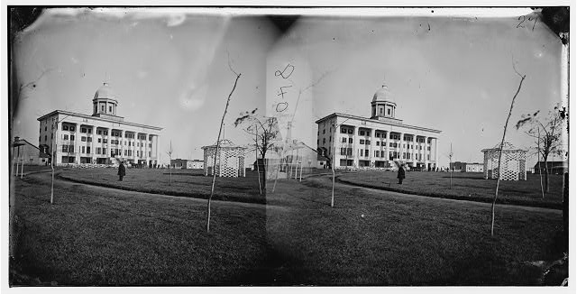 [Hampton, Va. Chesapeake Hospital and grounds]